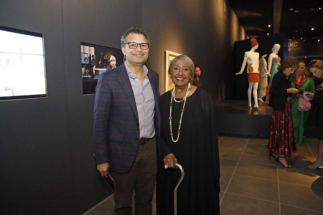 Alberto Cruz and Ada Balcácer