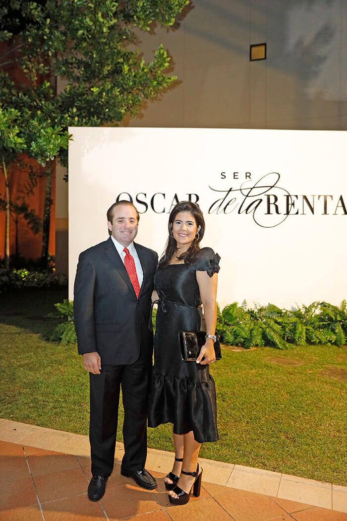 José Ignacio Paliza et Isabel Brugal de Paliza
