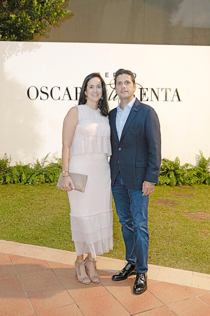 Lina García y Miguel Blasco