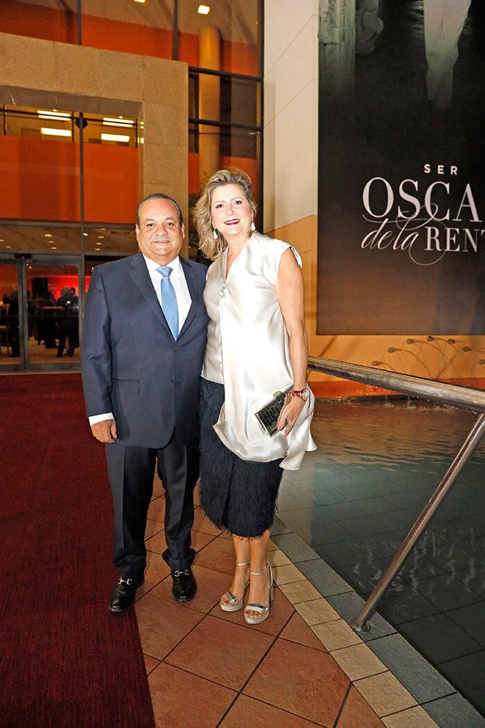 Luis José Bojos et Francina Lama de Bojos