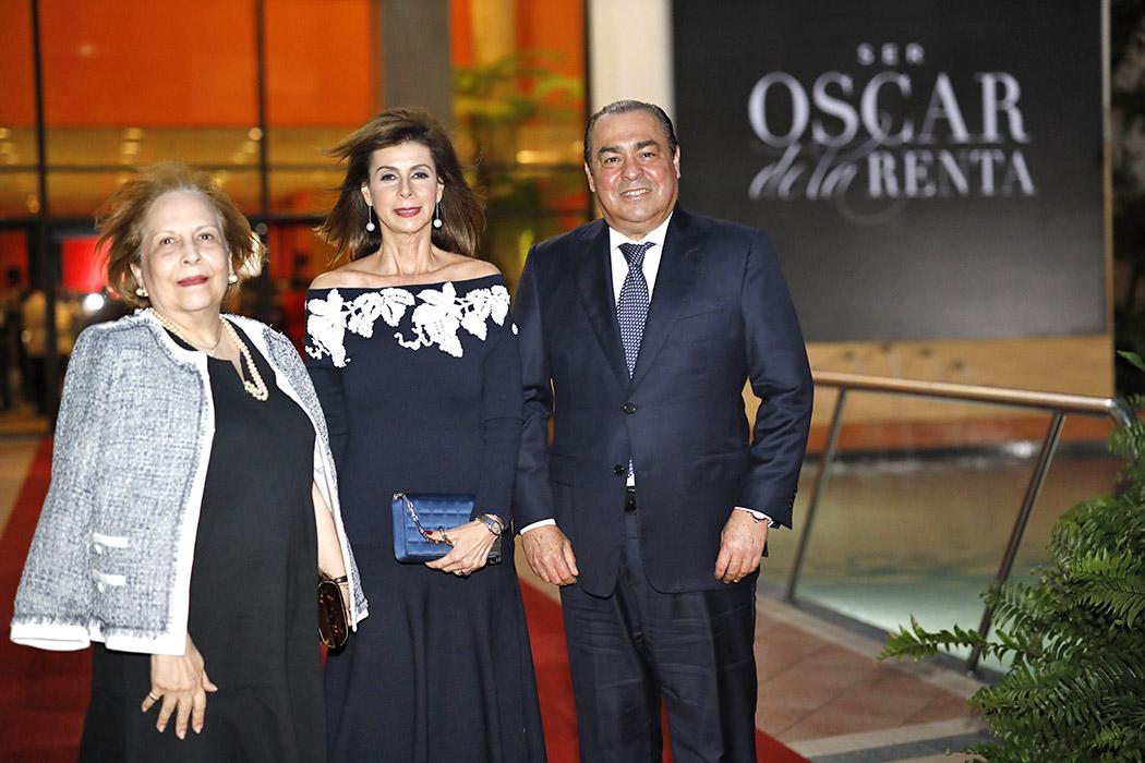 María Jesús Pérez Bernal, Patricia De Moya and Diego Hugo De Moya
