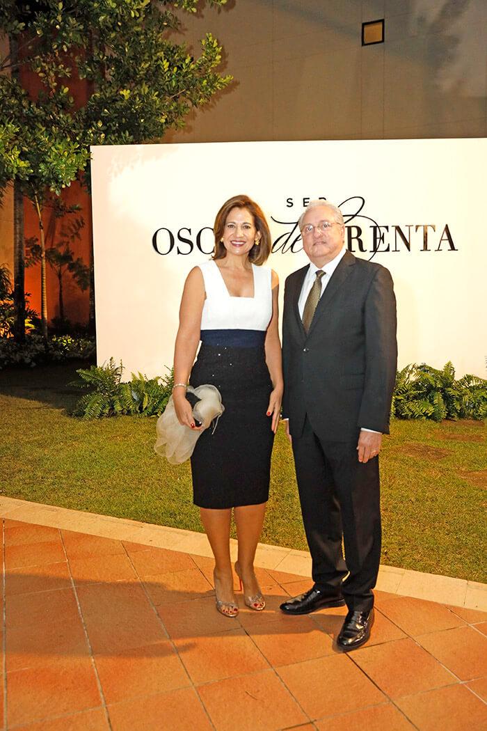 Mercedes Carmen Capellán de Lama y Miguel Lama