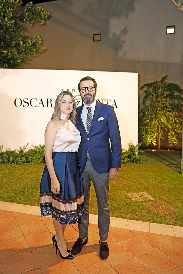 Nicole Bermúdez y Marco Domínguez