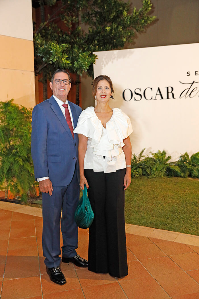 Salvador Castellanos et Carmen Rita Cordero